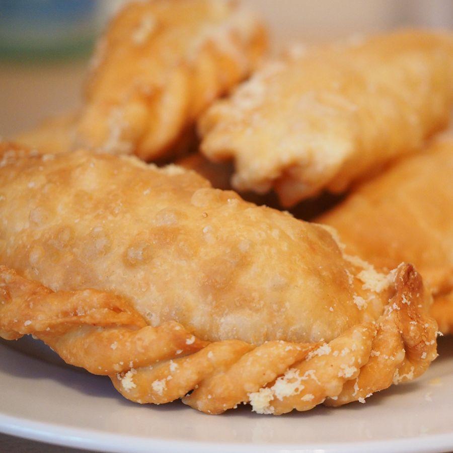Photo Empanadas au saumon