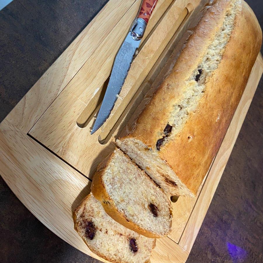 Photo Banana bread