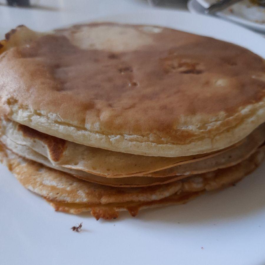 Photo Pancakes de banane