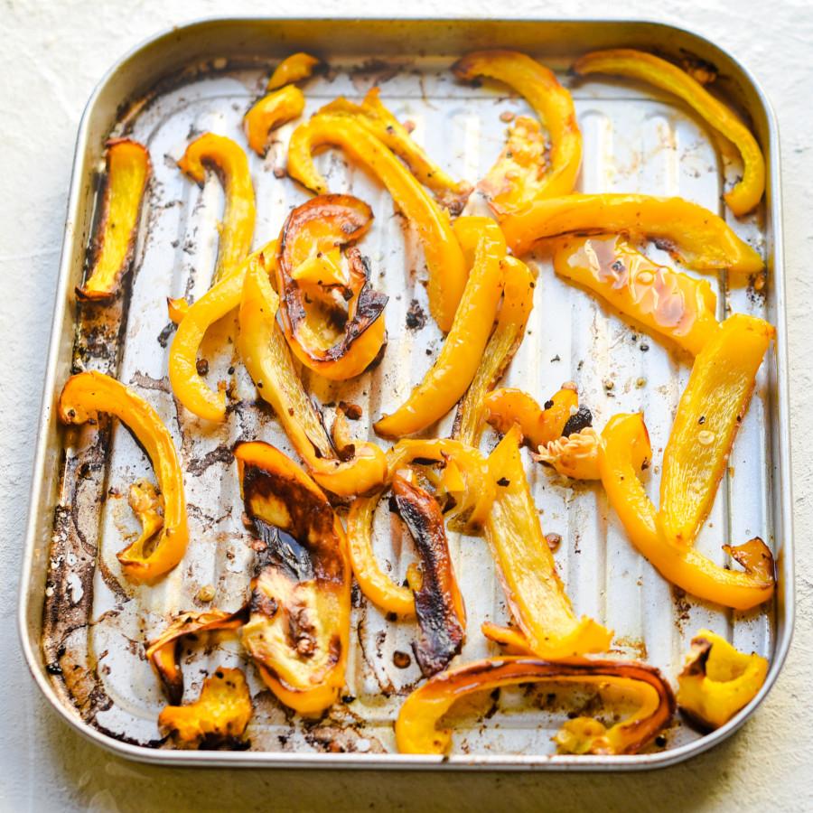 Photo Frites de poivrons